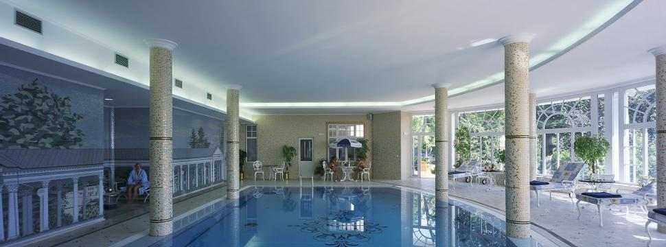 Esplanade Spa & Golf Resort | Marianske Lazne | Spa